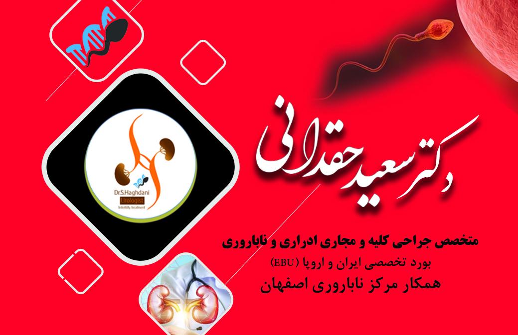 ارولوژی در اصفهان ارولوژی متخصص جراحی کلیه و مجاری ادرار ناباروری مردان درمان ناباروری بی اختیاری ادرار در زنان نازایی فراکچر پنیس ارکیدکتومی وازکتومی وازوازکتومی بستن لوله در مردان